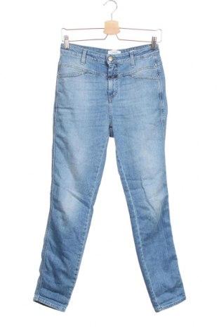 Мъжки дънки Closed, Размер S, Цвят Син, 98% памук, 2% еластан, Цена 44,10лв.