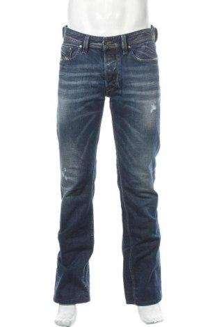 Pánské džíny  Diesel, Velikost M, Barva Modrá, Bavlna, Cena  354,00Kč
