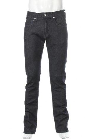 Мъжки дънки Edwin, Размер M, Цвят Син, 98% памук, 2% еластан, Цена 134,25лв.