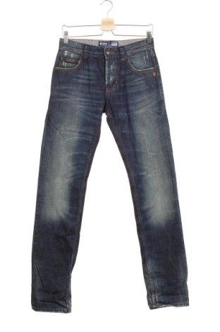 Мъжки дънки Freeman T. Porter, Размер S, Цвят Син, Памук, Цена 37,49лв.