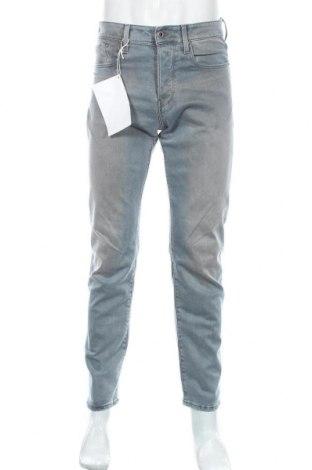 Мъжки дънки G-Star Raw, Размер S, Цвят Син, 92% памук, 6% други тъкани, 2% еластан, Цена 164,25лв.