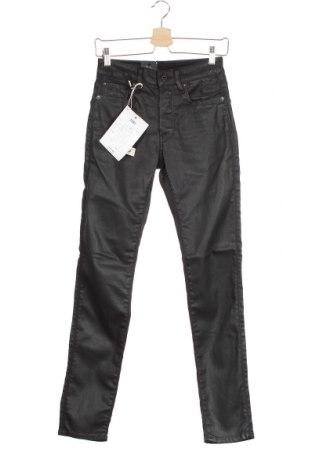 Мъжки дънки G-Star Raw, Размер XS, Цвят Черен, 35% памук, 35% лиосел, 28% полиестер, 2% еластан, Цена 164,25лв.
