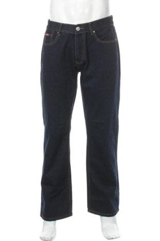 Мъжки дънки Lee Cooper, Размер M, Цвят Син, 75% памук, 25% полиестер, Цена 29,40лв.