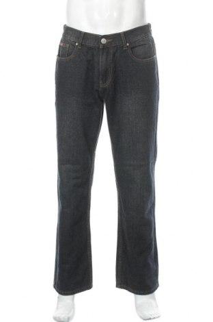 Мъжки дънки Lee Cooper, Размер L, Цвят Сив, 80% памук, 20% полиестер, Цена 20,16лв.