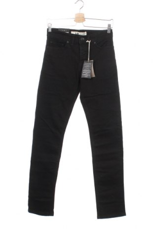 Мъжки дънки New Look, Размер S, Цвят Черен, 99% памук, 1% еластан, Цена 32,32лв.