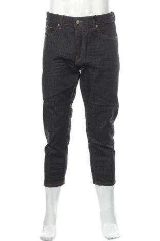 Мъжки дънки Only & Sons, Размер M, Цвят Син, 99% памук, 1% еластан, Цена 34,54лв.