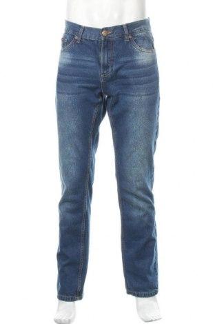 Мъжки дънки Pierre Cardin, Размер L, Цвят Син, Памук, Цена 51,45лв.