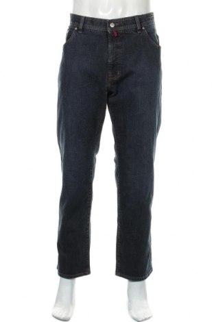 Мъжки дънки Pierre Cardin, Размер XL, Цвят Син, 98% памук, 2% еластан, Цена 33,86лв.