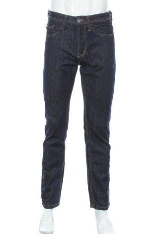 Мъжки дънки Takko Fashion, Размер M, Цвят Син, Памук, Цена 22,05лв.