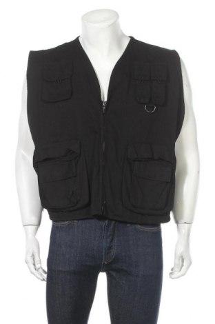 Мъжки елек NIGHT ADDICT, Размер XL, Цвят Черен, Цена 24,96лв.