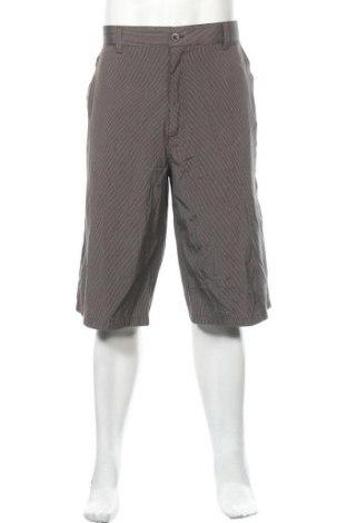 Pánské kraťasy, Velikost XL, Barva Hnědá, 60% bavlna, 40% polyester, Cena  78,00Kč