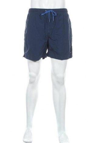 Мъжки къс панталон Active By Tchibo, Размер M, Цвят Син, Полиамид, Цена 20,16лв.