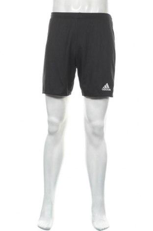 Ανδρικό κοντό παντελόνι Adidas, Μέγεθος S, Χρώμα Μαύρο, Πολυεστέρας, Τιμή 14,91€
