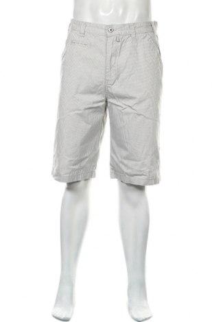 Мъжки къс панталон Casa Blanca, Размер L, Цвят Сив, Памук, Цена 17,85лв.