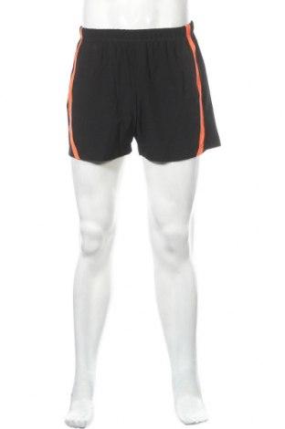 Мъжки къс панталон Crivit, Размер L, Цвят Черен, Полиестер, Цена 11,76лв.