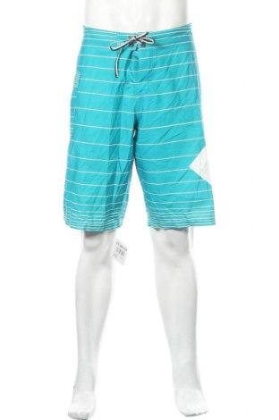 Мъжки къс панталон DC Shoes, Размер L, Цвят Син, Цена 26,57лв.