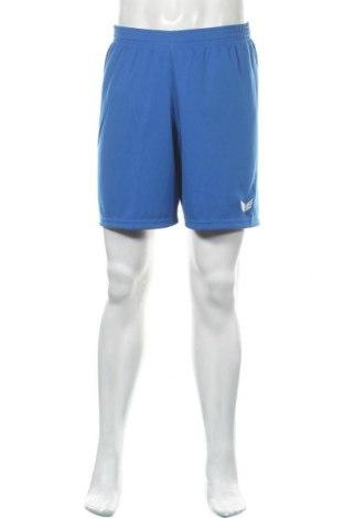 Мъжки къс панталон Erima, Размер L, Цвят Син, Полиестер, Цена 34,97лв.