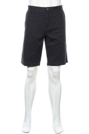 Мъжки къс панталон Essentials by Tchibo, Размер XL, Цвят Син, 98% памук, 2% еластан, Цена 11,34лв.