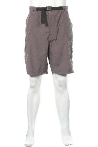 Мъжки къс панталон George, Размер XL, Цвят Сив, 70% памук, 30% полиамид, Цена 4,73лв.