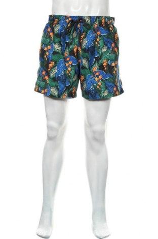 Pánské kraťasy H&M, Velikost L, Barva Vícebarevné, Polyester, Cena  108,00Kč