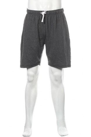 Мъжки къс панталон Infinity, Размер XL, Цвят Сив, 60% памук, 40% полиестер, Цена 22,68лв.