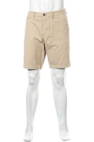 Мъжки къс панталон Jack & Jones, Размер XL, Цвят Бежов, Памук, Цена 8,40лв.