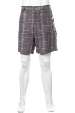 Мъжки къс панталон Kirkland, Размер XL, Цвят Сив, 88% полиестер, 12% еластан, Цена 4,60лв.