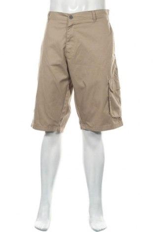Мъжки къс панталон McKinley, Размер XL, Цвят Бежов, 65% полиестер, 35% памук, Цена 6,22лв.