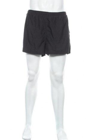 Мъжки къс панталон New Balance, Размер XL, Цвят Черен, Полиестер, Цена 48,88лв.
