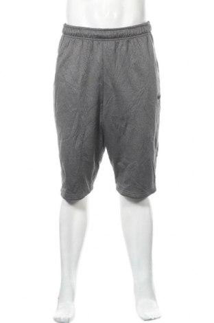 Мъжки къс панталон Nike, Размер L, Цвят Сив, Полиестер, Цена 24,94лв.