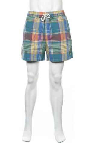 Ανδρικό κοντό παντελόνι Polo By Ralph Lauren, Μέγεθος L, Χρώμα Πολύχρωμο, 52% βαμβάκι, 48% πολυαμίδη, Τιμή 32,48€