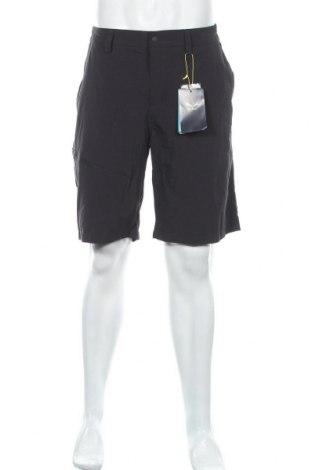 Мъжки къс панталон Salewa, Размер XL, Цвят Черен, Полиестер, Цена 89,25лв.