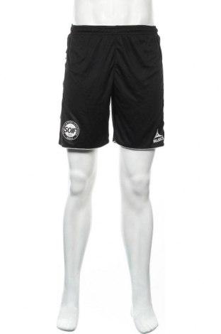 Мъжки къс панталон Select, Размер S, Цвят Черен, Полиестер, Цена 21,74лв.