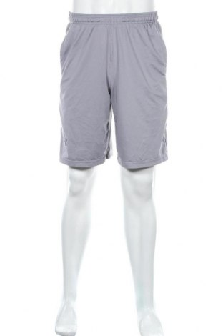 Мъжки къс панталон Under Armour, Размер M, Цвят Сив, Полиестер, Цена 29,40лв.