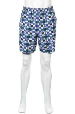 Мъжки къс панталон Wilson, Размер L, Цвят Многоцветен, Полиестер, Цена 19,95лв.
