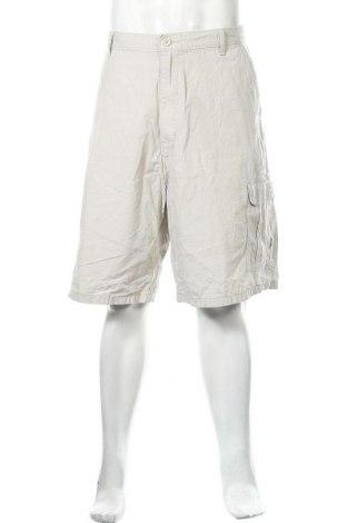 Мъжки къс панталон Wrangler, Размер XXL, Цвят Бежов, Памук, Цена 26,88лв.