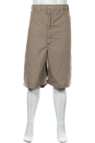 Мъжки къс панталон Wrangler, Размер 5XL, Цвят Бежов, Памук, Цена 47,09лв.