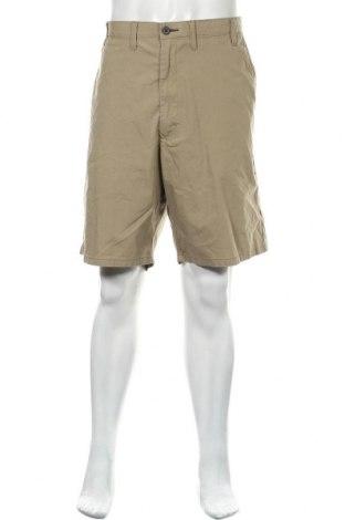 Мъжки къс панталон Wrangler, Размер XXL, Цвят Бежов, 74% памук, 24% полиамид, 2% еластан, Цена 23,21лв.