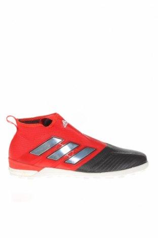 Мъжки обувки Adidas, Размер 45, Цвят Червен, Текстил, еко кожа, Цена 37,54лв.