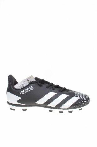 Мъжки обувки Adidas, Размер 38, Цвят Черен, Еко кожа, Цена 126,75лв.