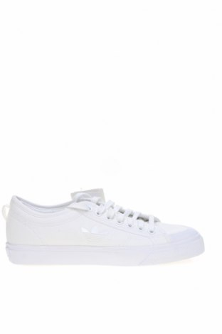 Мъжки обувки Adidas Originals, Размер 43, Цвят Бял, Текстил, Цена 104,25лв.