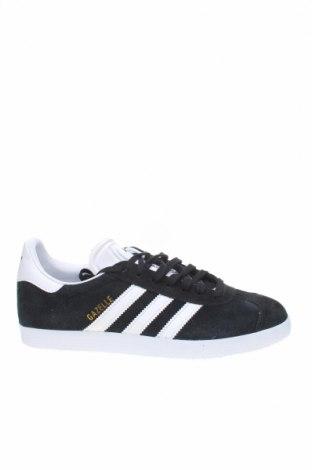 Мъжки обувки Adidas Originals, Размер 40, Цвят Черен, Естествен велур, Цена 141,75лв.