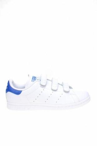 Мъжки обувки Adidas Originals, Размер 44, Цвят Бял, Естествена кожа, Цена 141,75лв.