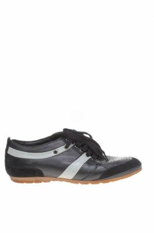 Мъжки обувки Boss Orange, Размер 45, Цвят Черен, Естествена кожа, естествен велур, Цена 136,50лв.