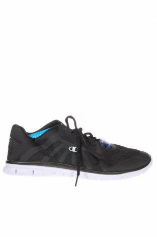 Мъжки обувки Champion, Размер 45, Цвят Черен, Текстил, Цена 65,10лв.