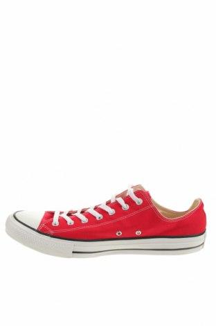 Мъжки обувки Converse, Размер 53, Цвят Червен, Текстил, Цена 96,75лв.