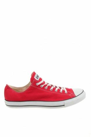 Мъжки обувки Converse, Размер 53, Цвят Червен, Текстил, Цена 23,22лв.