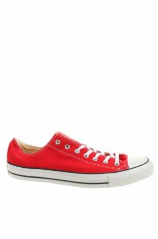 Мъжки обувки Converse, Размер 53, Цвят Червен, Текстил, Цена 90,30лв.
