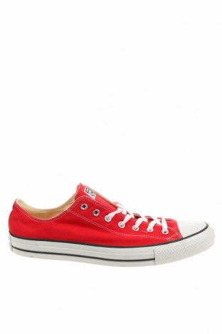 Pánské boty Converse, Velikost 53, Barva Červená, Textile , Cena  1440,00Kč