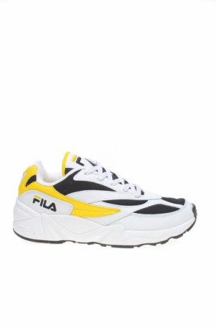 Мъжки обувки Fila, Размер 41, Цвят Многоцветен, Естествена кожа, Цена 104,25лв.